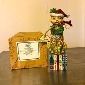 Santa Claus Jim Shore 2007 MIB charming vibrant